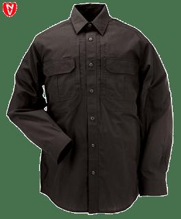 5.11 TACLITE® Pro Long Sleeve Black Shirt
