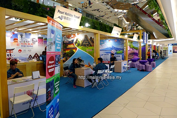 Japan Travel Fair 2018 Malaysia