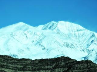 Pré-Cordilheira e Cordilheira dos Andes - Mendoza