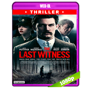 The Last Witness (2018) WEB-DL 1080p Dual Latino-Ingles