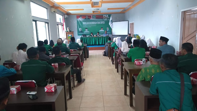 Targetkan 5 Kursi di DPRD Tebo, Ini Kata Ketua DPW PKB Jambi