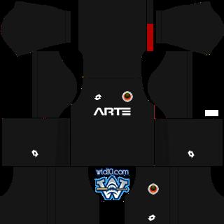 Gençlerbirliği dls fts forma süperlig logo dream league soccer Gençlerbirliği