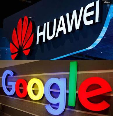 عاجل: جوجل توقف تعاملها مع شركة هواوي الصينية