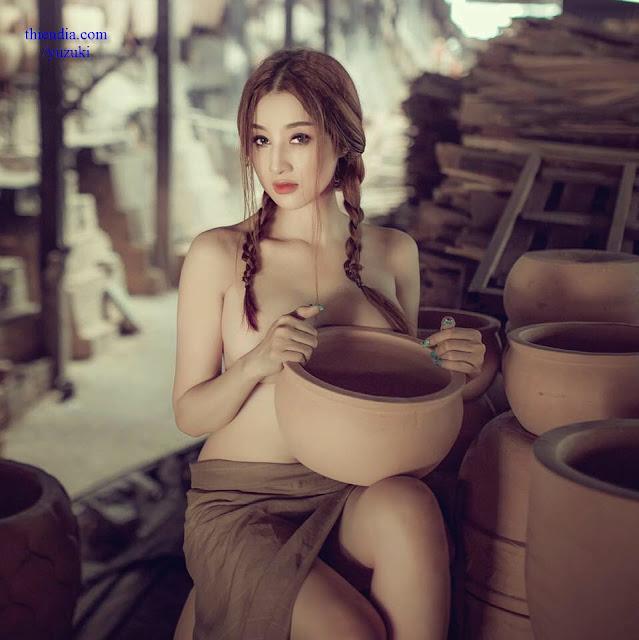 Ảnh nude hot girl facebook Kim Lê 9