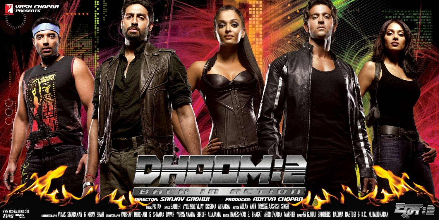 film hindi dhoom 2 motarjam