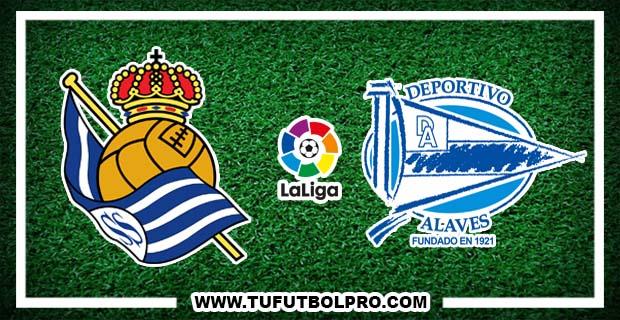 Ver Real Sociedad vs Alavés EN VIVO Gratis Por Internet Hoy 22 de Octubre 2016