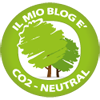 Il mio blog è Carbon-Neutral!