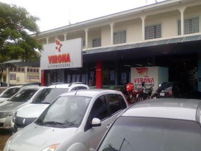 Elementos quebram parede e praticam furto em Mercado de Mauá da Serra
