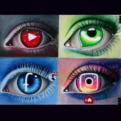 Offline Maupun Online, Tetaplah Bahagia Social Media detox