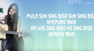 Suliyana Sing Biso