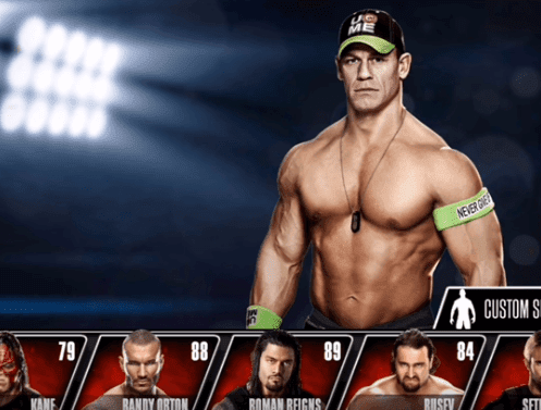 wwe 2k15 android apk+data