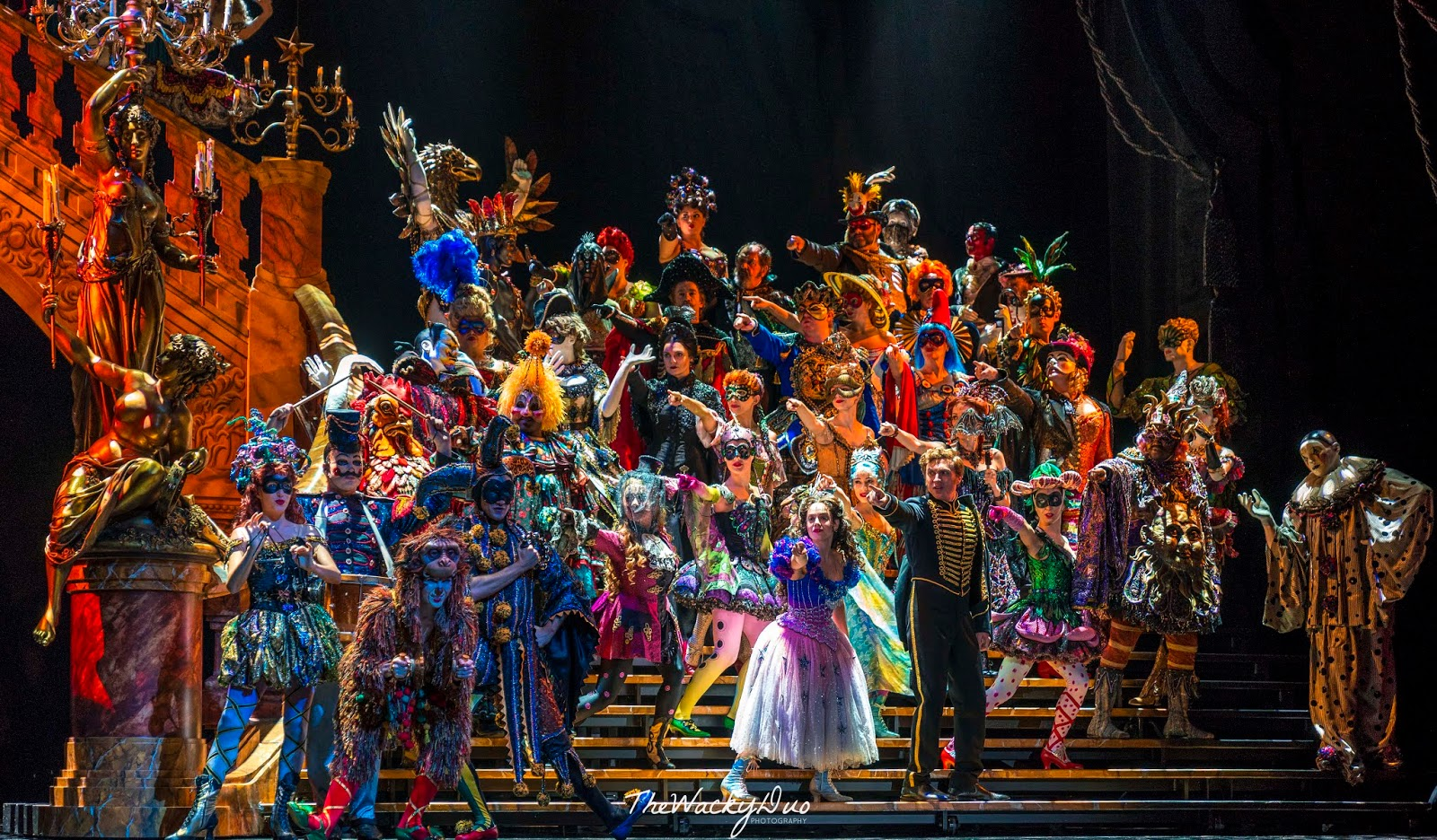 The Phantom of the Opera : Review (Singapore 2019) | The Wacky Duo