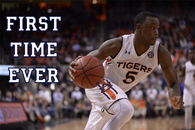 Auburn basketball Tigers uniforms 2016