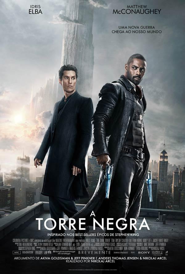 Capa A Torre Negra Torrent Dublado 720p 1080p 5.1 Baixar