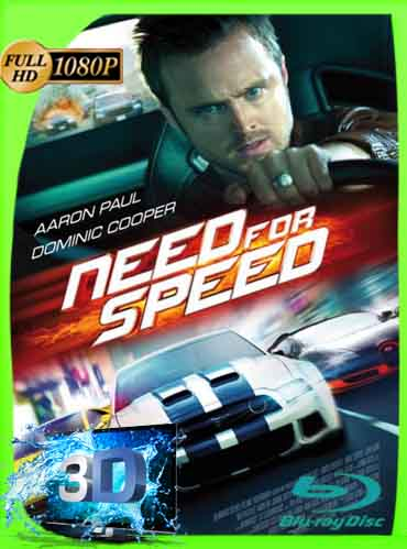 Need for Speed (2014) Latino Full 3D SBS 1080P [GoogleDrive] dizonHD