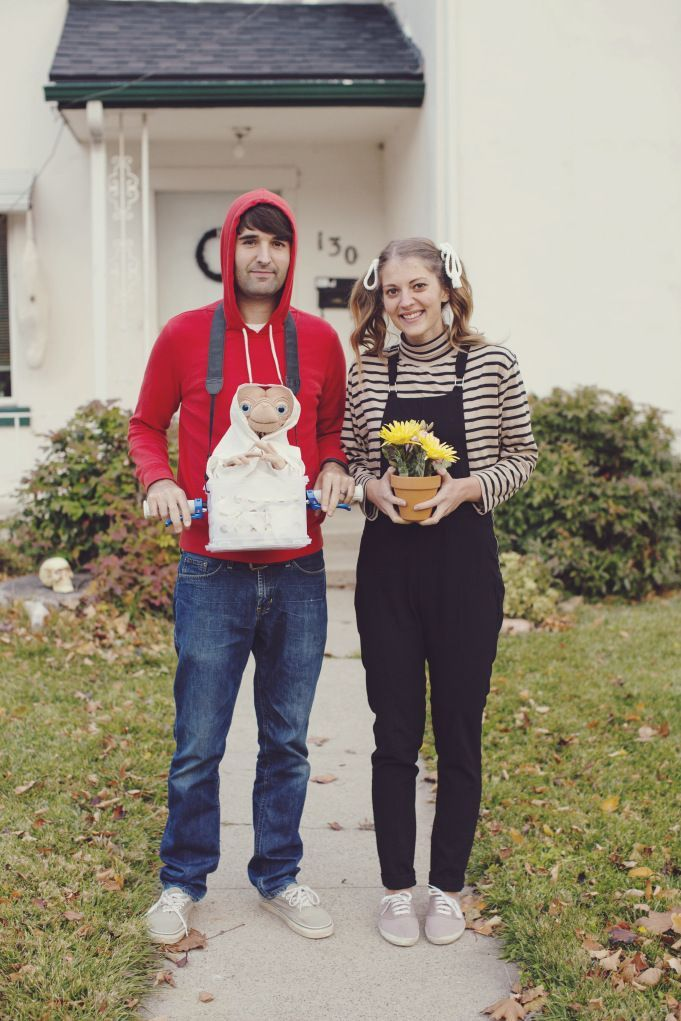 Unique Diy Homemade funny couple halloween costumes ideas 2017 ...