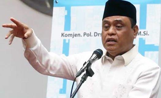 Wakapolri: Hati-hati Dilaknat Allah, Nuduh Masjid Radikal!