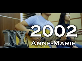 Anne Marie - 2002 (Cover NY)