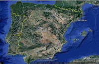 Vértices geodésicos de España
