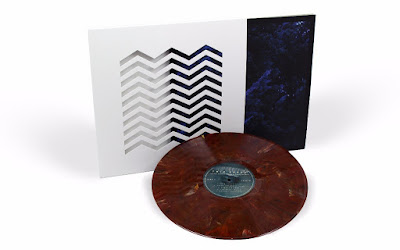 Twin Peaks Original Score LP Vinyl Record by Mondo x Sam Smith x Jay Shaw
