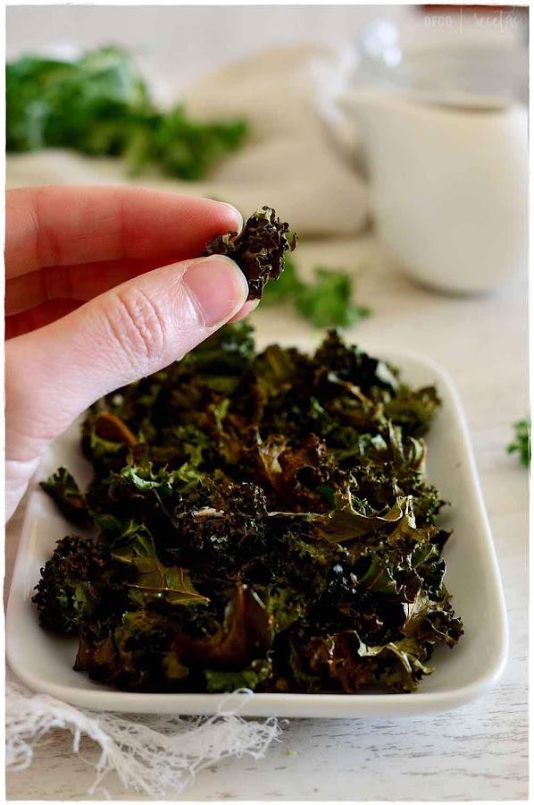 Kale: 2 recetas rapidas para consumir kale chips de kale y pesto de kale vegano