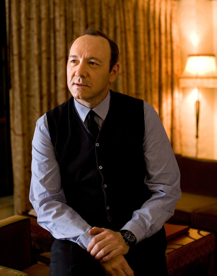 World News Today The Deck Of Cards Falls On Kevin Spacey