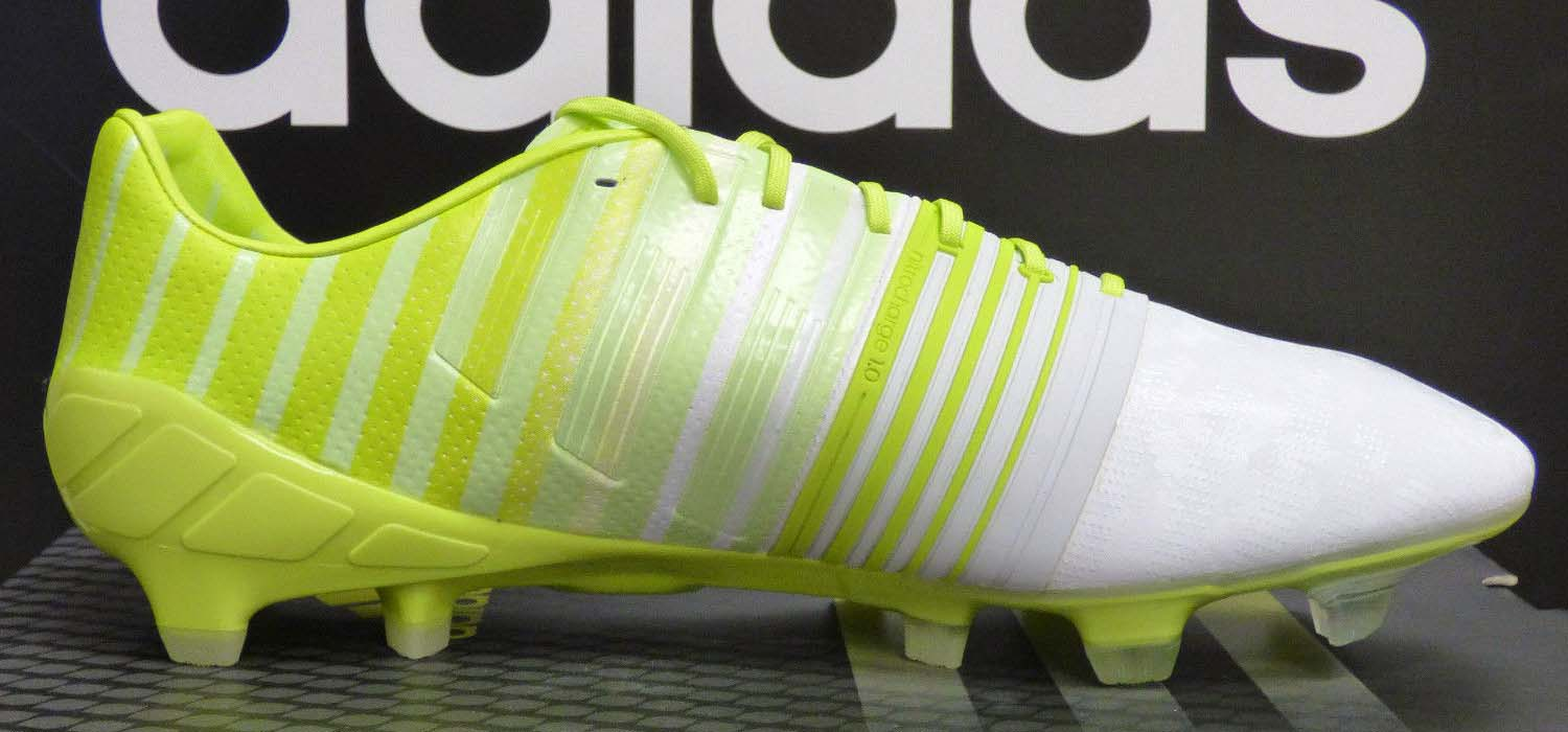 Footy News Adidas Nitrocharge 10 Hunt Boots Released Glow In The