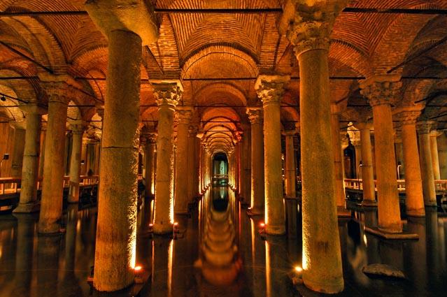 loveisspeed.......: YEREBATAN Basilica Cistern, Istanbul