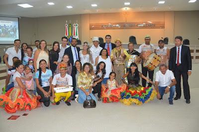 Barreiras: Quadrilha junina Remelexo Cearense agora é de Utilidade Pública