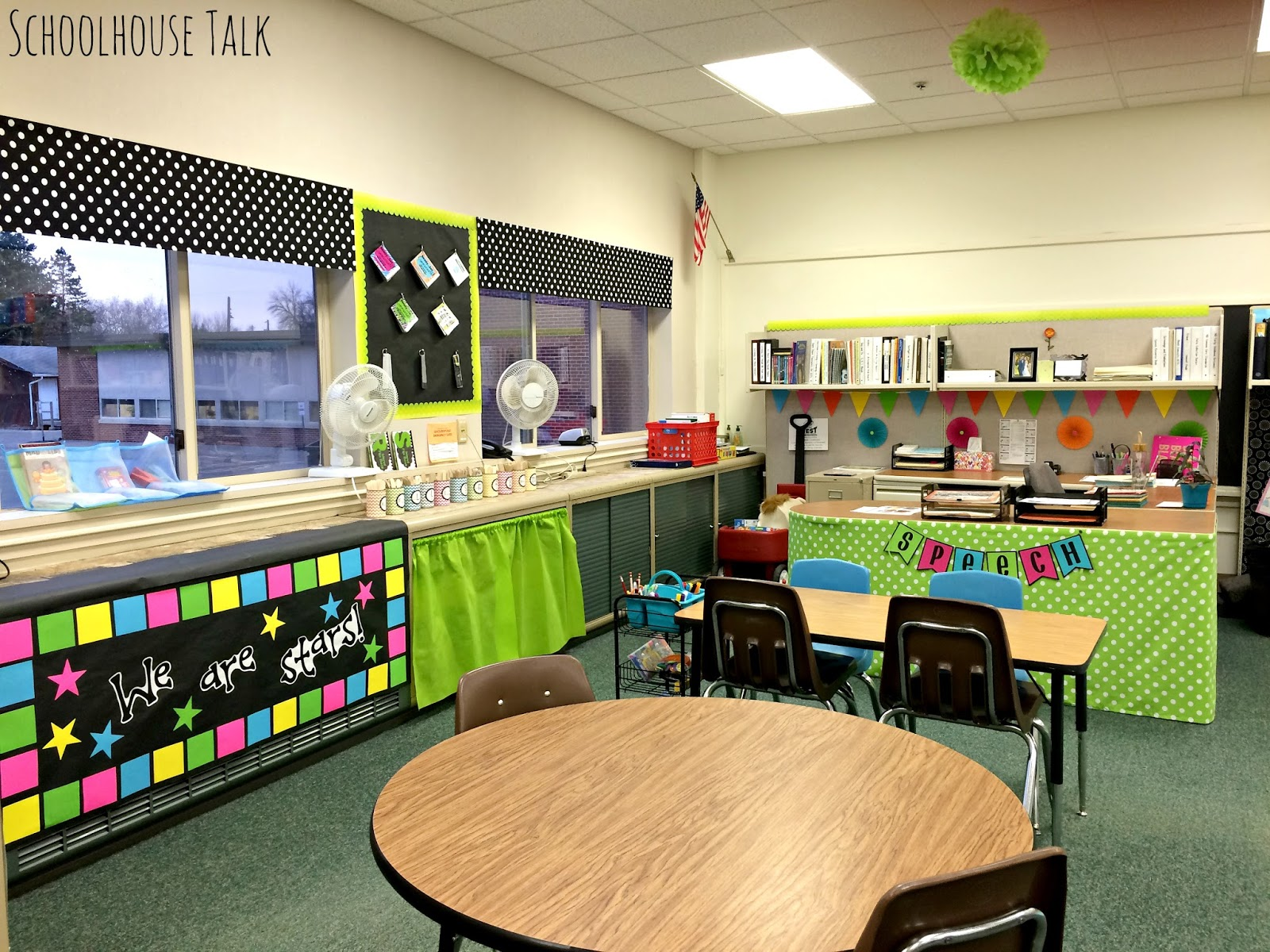 Schoolhouse Talk 2015 Speech Therapy Room Tour Part 2