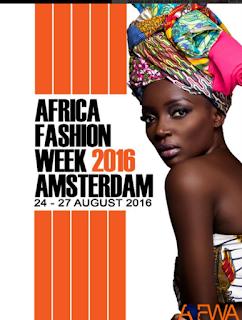 Africa fashion week Amsterdam (Afwa)