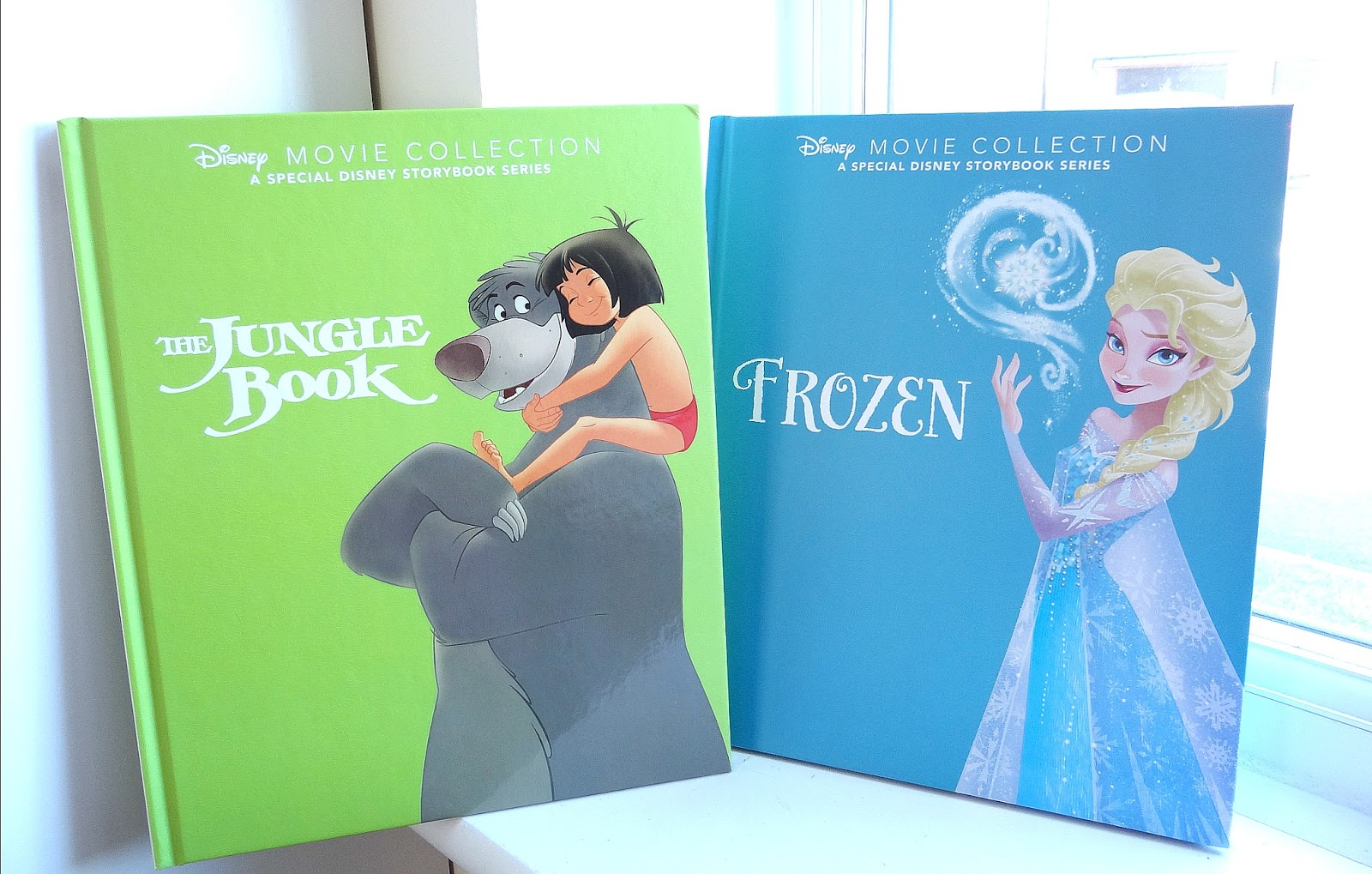 Disney Book Week, Parragon Disney books, Disney Movie Collection
