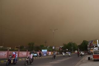 des tempêtes de sable font des dizaines de morts au nord du pays