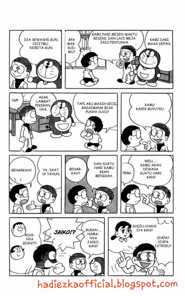 Doraemon Datang Dari Masa Depan Hadie Prayugo S Blog Official