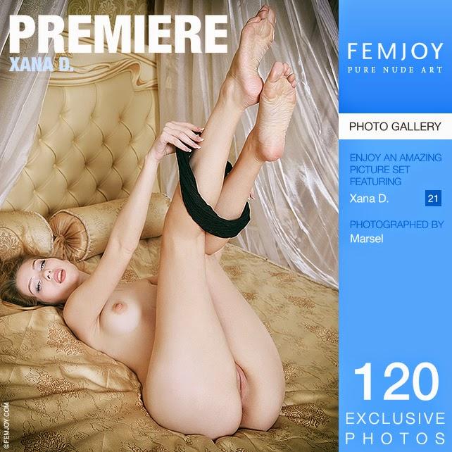 Femjoy2-06 Xana D - Premiere 08160