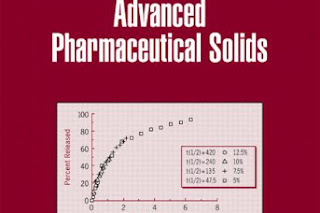 Pharmaceutics book: Advanced Pharmaceutical Solids Jens T. Carstensen