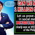 Did you vote Real VP BONGBONG MARCOS? Show your support in social media!