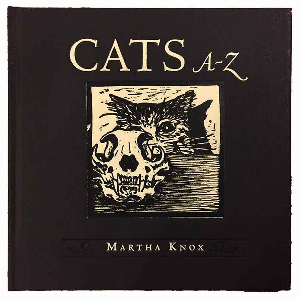 Cats A-Z is now for sale!