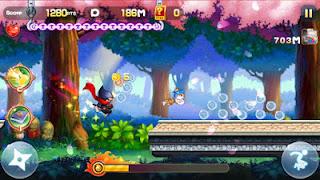 Game Sprint Ninja Apk v1.0.4 Latest version