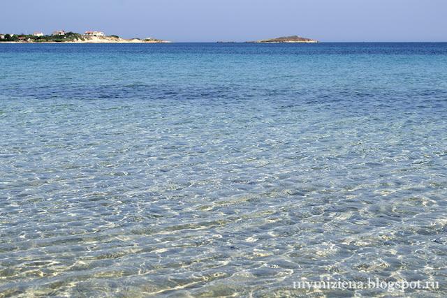 пляж sa rocca tunda