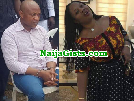 evans wife knew kidnapper