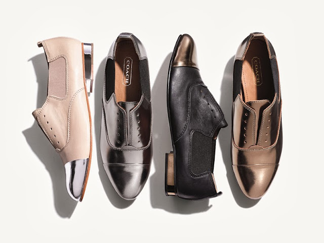 Jocelyn - Coach Fall 2013 Footwear Collection