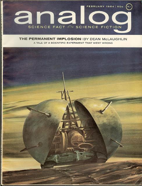 Analog Magazine - febrero 1964
