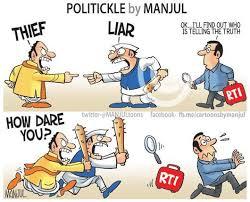 rti politics