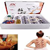 Traditional Chinese 32 Cups Vacuum Suction Cupping Kit Magnet Massage 2019