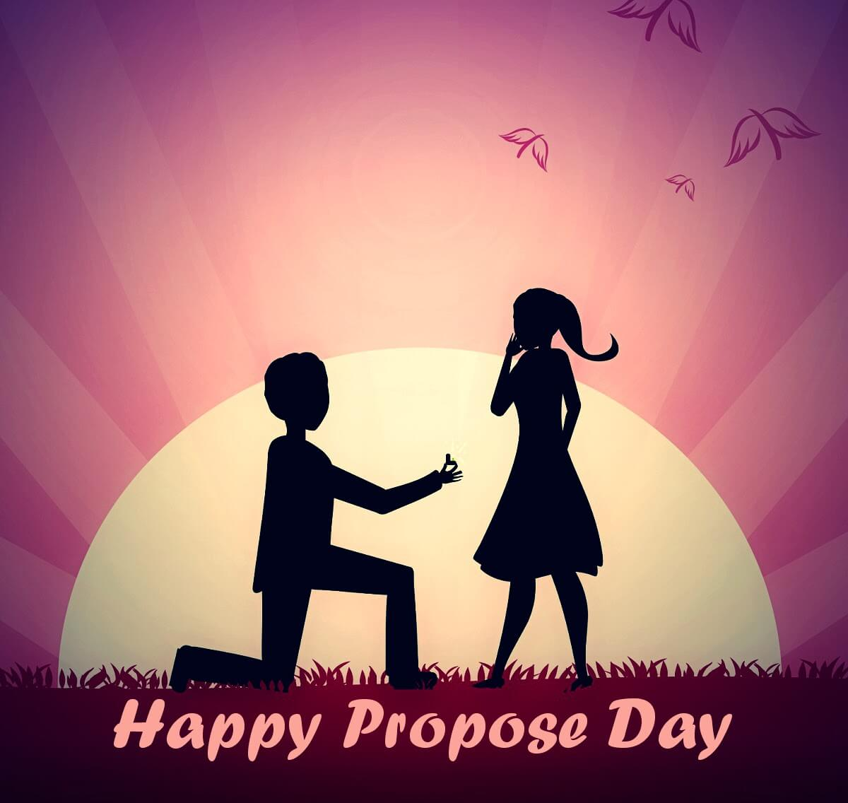 Happy Propose Day Images for Girlfriend GF