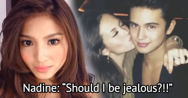 2tsbfYu Nadine Lustre Released Her Statement About The Photo Of Ellen Adarna Kissing James Reid!