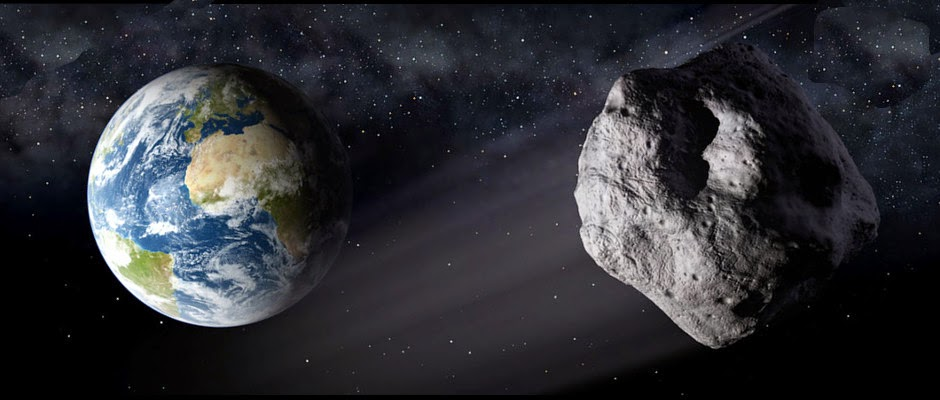 Sacerdotus: Asteroid 2015 HDI Passing by Earth