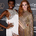 Maria Borges & Alexina Graham at L'Oreal 20th Anniversary Party in Cannes - 24\05\2017 x12