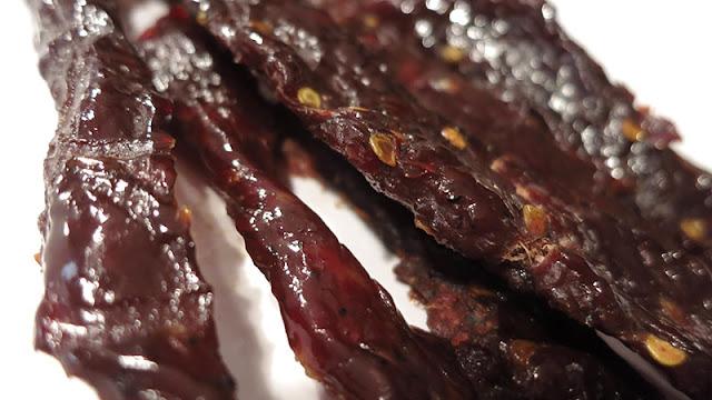 cabernet beef jerky
